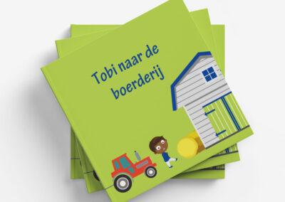 Prentenboek Boerderij