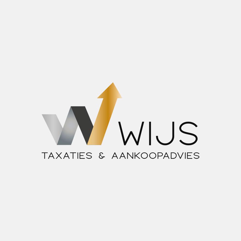 Logo ontwerp WIJS Taxaties & Aankoopadvies
